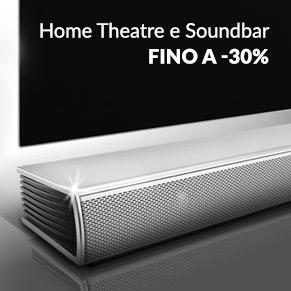 Home Theatre Kit e Soundbar