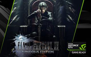 Nvidia-Final-Fantasy-XV
