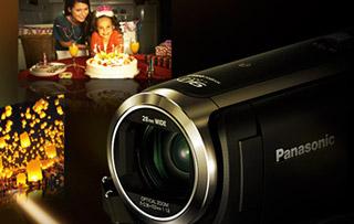 Videocamere-Panasonic