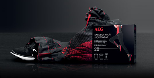 La tecnologia AEG corre con te e ti premia