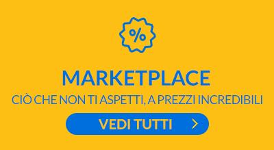 Scopri le nostre offerte Marketplace