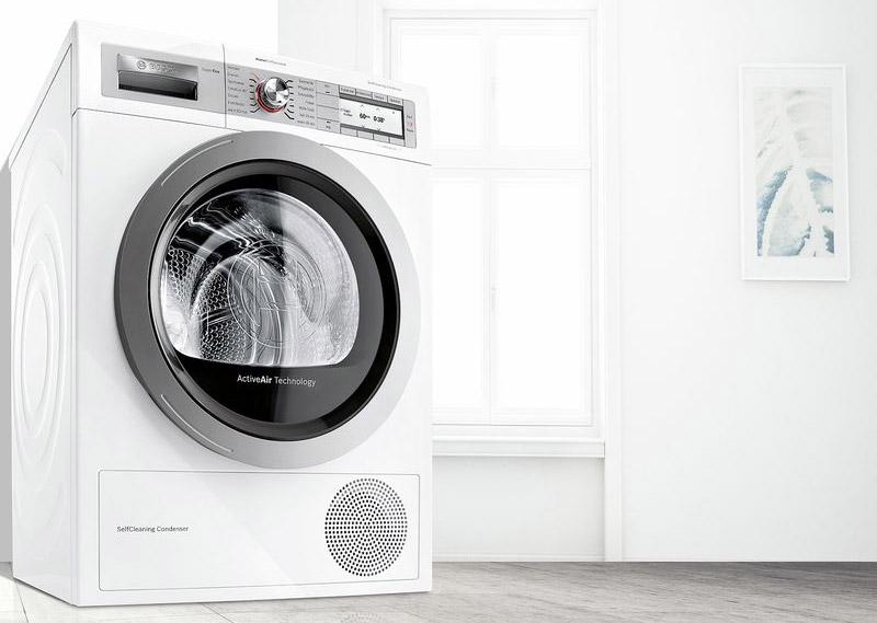 Bosch asciugatrici soddisfatti o rimborsati