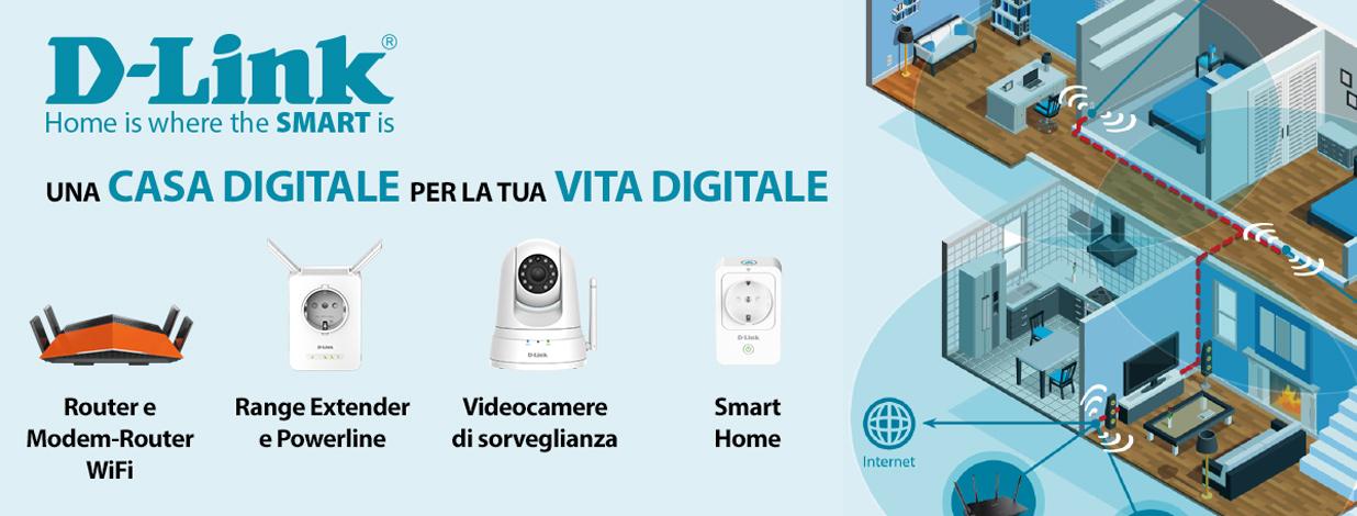 Casa Digitale D-Link
