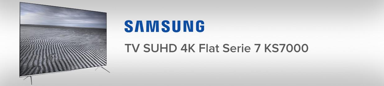 Samsung TV KS7000