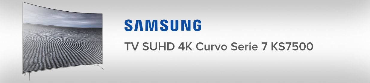 Samsung TV KS7500