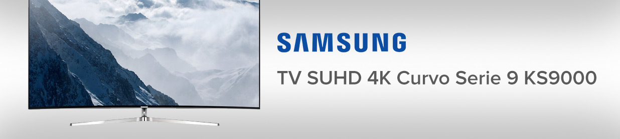 Samsung TV KS9000