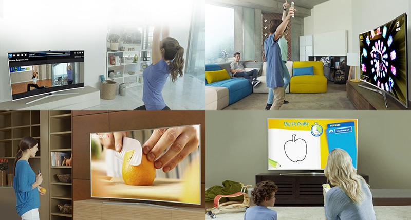 Samsung TV Ultra HD 4K serie JU6800
