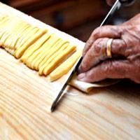 Coltelli per pasta
