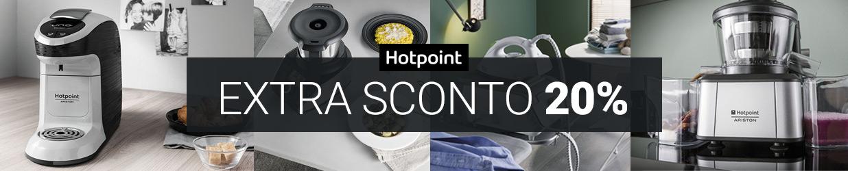 Hotpoint Extra Sconto 20%