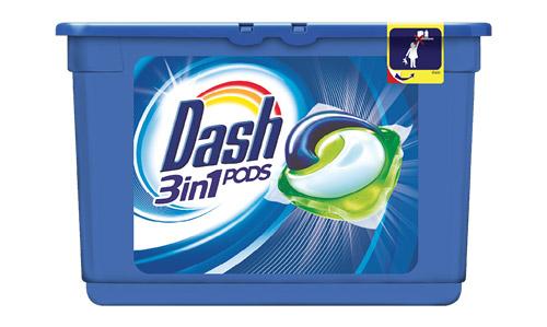 Indesit regala Dash Pods