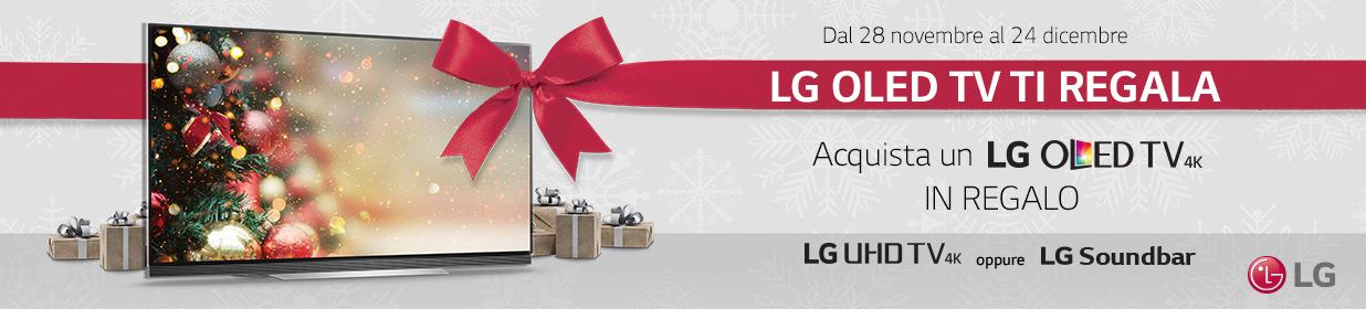 Promozione LG ti regala