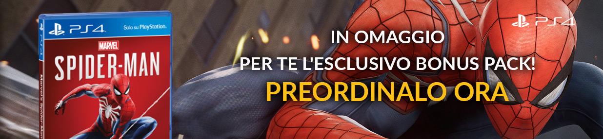 Preorder Spider-Man