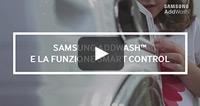 Samsung AddWash: Smart Control