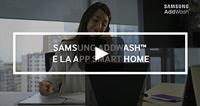 Samsung AddWash: app Smart Home