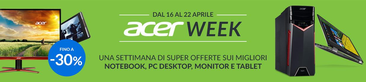 Acer Week