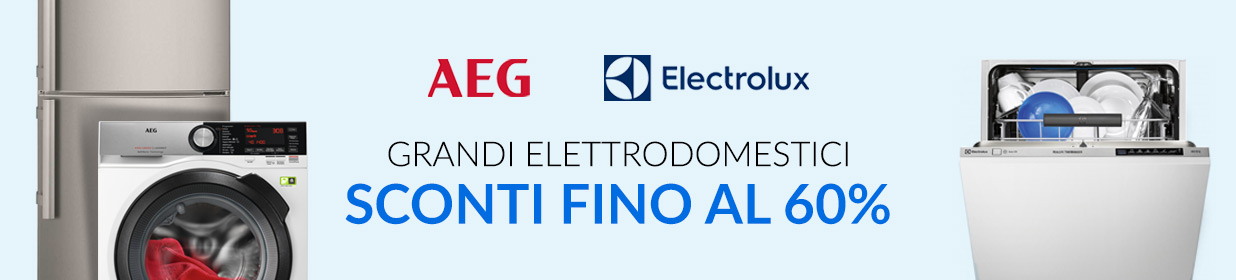 Speciale AEG - Electrolux