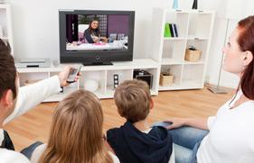 TV per la famiglia: condividi le tue passioni