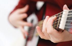 Impara a suonare uno strumento musicale!