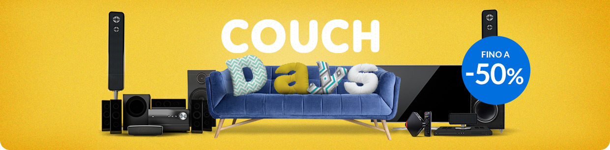 Speciale Couch Days