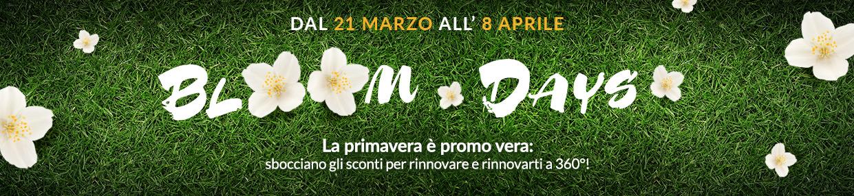 Bloom Days - Primavera 2018