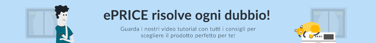 Video Tutorial Frigoriferi