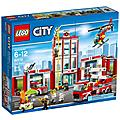 LEGO - 60110 Caserma Dei Pompieri