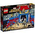 LEGO - 76088 Thor contro Hulk: duello nell'arena