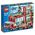 LEGO - 60004 Caserma Dei Pompieri