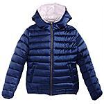 adc3adce32 EA7 - Piumino Bambina Mountain Shinydown 12a Rosso € 117.87 Piumino Bambina  Raso Con Cappuccio 6a Blu