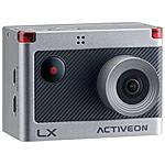 ACTIVEON - Action Cam LX Sensore CMOS Full HD Display 2''