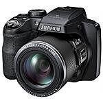 FUJIFILM - FinePix S8500 Nero Sensore BSI CMOS 16Mpx Zoom...