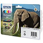 EPSON - C13T24284011 Cartuccia Ink Originale Multicolore...