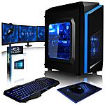 VIBOX - Killstreak Gl760-108 Gamer Pc - 4,2ghz Intel I7...