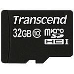 TRANSCEND - microSDHC 32GB Class 10