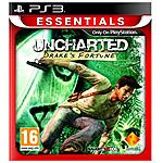 SONY - PS3 - Essentials Uncharted: Drake's Fortune