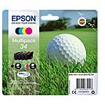 EPSON - C13T34664010 Cartuccia Ink Originale Multicolore...