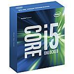 INTEL - Processore Core i5-6600K (Skylake) Quad-Core 3.5...