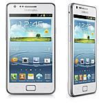 SAMSUNG - GT-I9105 Galaxy SII Plus White Display Amoled 4,3