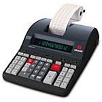 OLIVETTI - Calcolatrice ad impatto Olivetti Logos 912