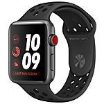 APPLE - Watch Nike+ GPS + Cellular da 38 mm Cassa in...