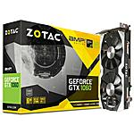 ZOTAC - GeForce GTX 1060 6 GB GDDR5 Pci-E DisplayPort x 3...