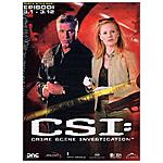 DALL ANGELO PICTURES - DVD CSI STAG. 03 (ep. 3.01-3.12) (3 DVD)