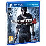 SONY - PS4 - Uncharted 4: Fine di un Ladro