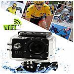 GENERICO - Sportcam Wifi Full Hd 1080p Subacquea