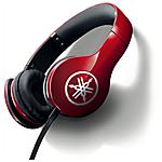 YAMAHA - Cuffie On-Ear ad Alta Fedeltà HPH-PRO300 - Rosso