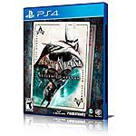 WARNER BROS - PS4 - Batman: Return to Arkham