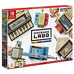 NINTENDO - Labo: Toy-Con 01 - Kit Assortito - Nintendo Switch...