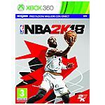 TAKE 2 - X360 - NBA 2K18