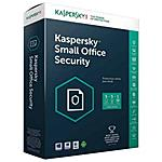 KASPERSKY - Small Office Security 5.0 Licenza per 1 Server + 5...
