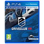 SONY - PS4 - Driveclub VR